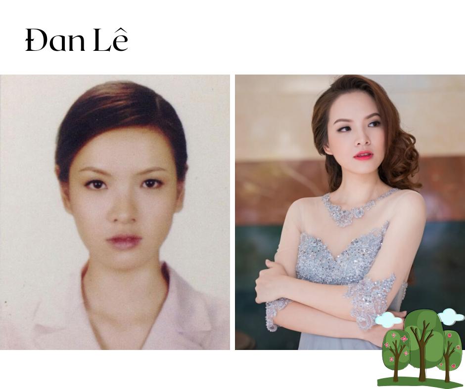 Nhan sắc của MC - Diễn viên Đan Lê gần như không thay đổi qua năm tháng.