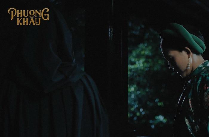 Người mặc áo đen bí ẩn hẹn gặp Thị Loan trong đêm tối liệu có phải Lương phi?