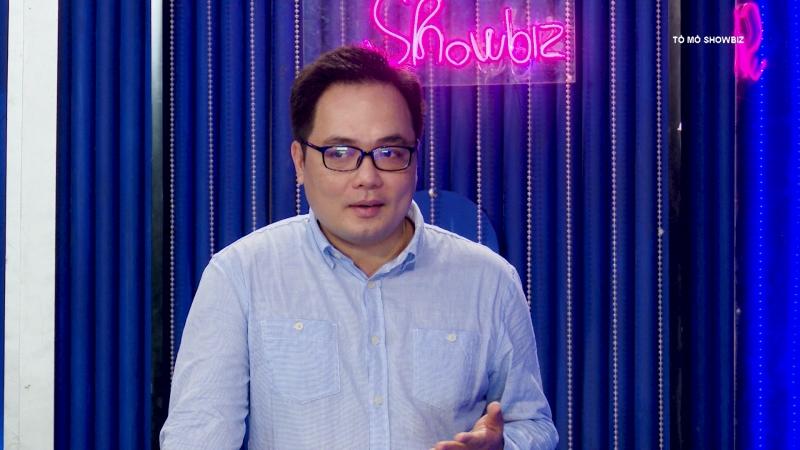 Đạo diễn Phan Đăng Di.